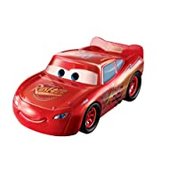 Disney Cars 3 FCW04 Veicolo Playset Trasformabile, Saetta McQueen