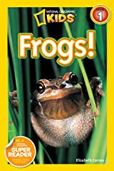 National Geographic Readers: Frogs Kindle Edition