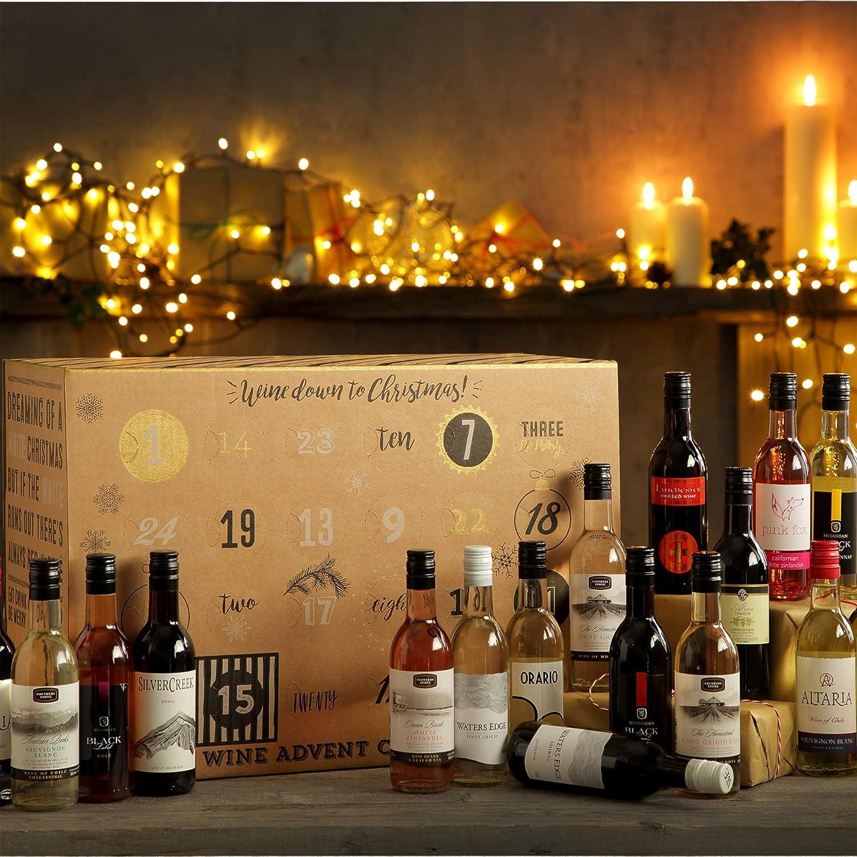 Wine Advent Calendar: Amazon co uk: Beer, Wine & Spirits