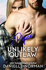 Piper, Unlikely Outlaw (Iron Orchids Book 10) Kindle Edition