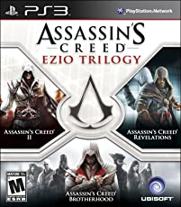 Assassin's Creed: Ezio Trilogy - PlayStation 3 - Standard Edition