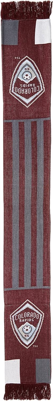 MLS SP17 3 Stripes Jacquard Scarf