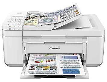 Canon PIXMA TR4520 Impresora fotográfica inalámbrica Todo en uno ...