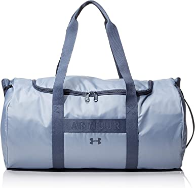 Under Armour Favorite Duffel Blue Heights Downpour Gray Downpour Gray 448 Osfa Clothing
