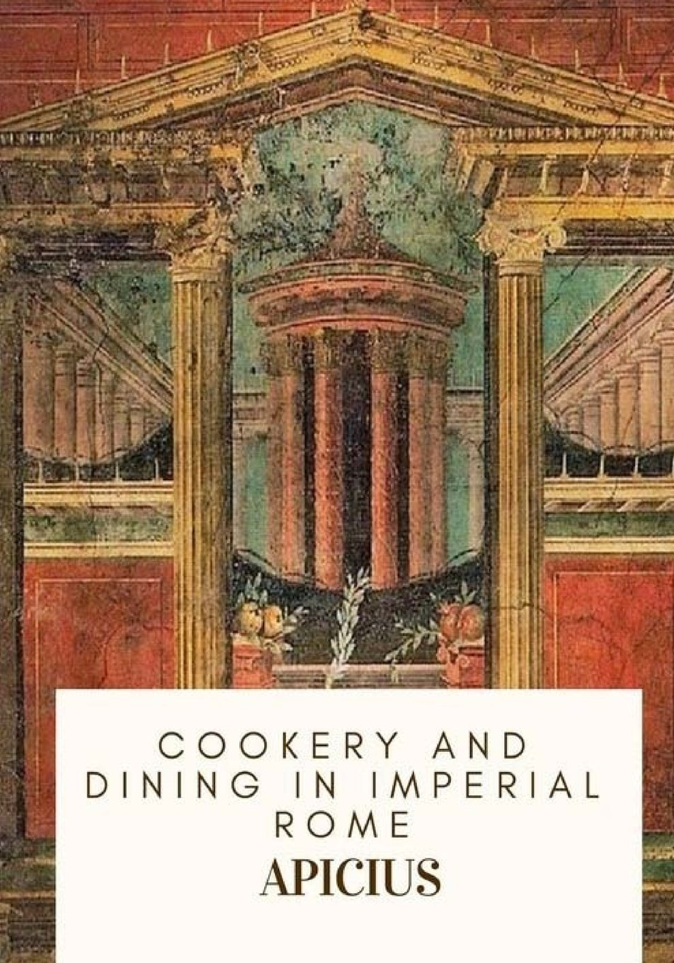 Cookery and Dining in Imperial Rome pdf epub