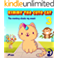 Kimmy The Cute Cat 3: The monkey steals my snack | Cat Before Sleep Bedtime Story Book for kids age 2-6 years old | Gifts for girls