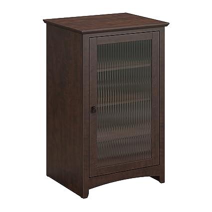 Exceptionnel Bush Furniture Buena Vista Media Cabinet In Madison Cherry