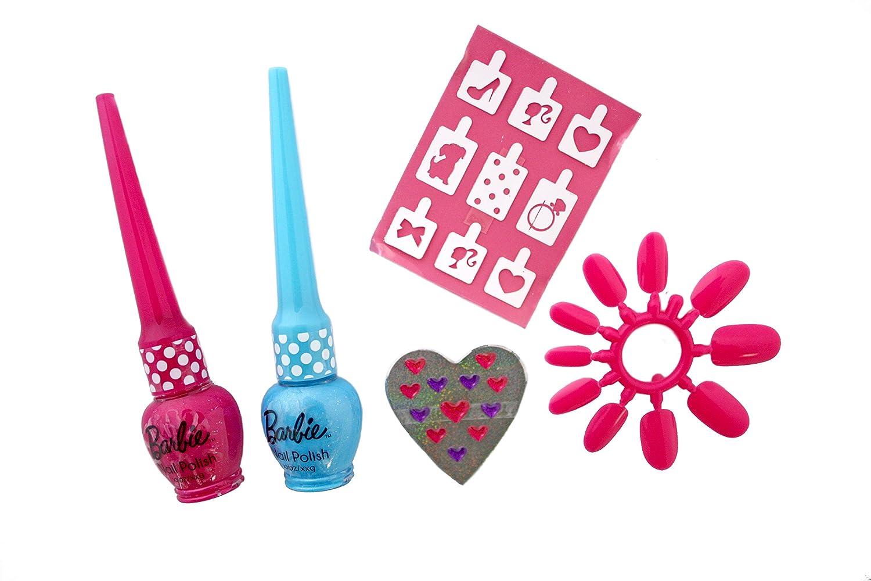 Barbie Set de maquillaje (Markwins 9519110): Amazon.es: Juguetes y juegos