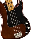Squier by Fender Classic Vibe 70's Precision Bass - Maple Fingerboard - Walnut