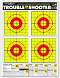 Trouble Shooter Handgun - Paper Gun Range Shooting Targets 19x25 Inch