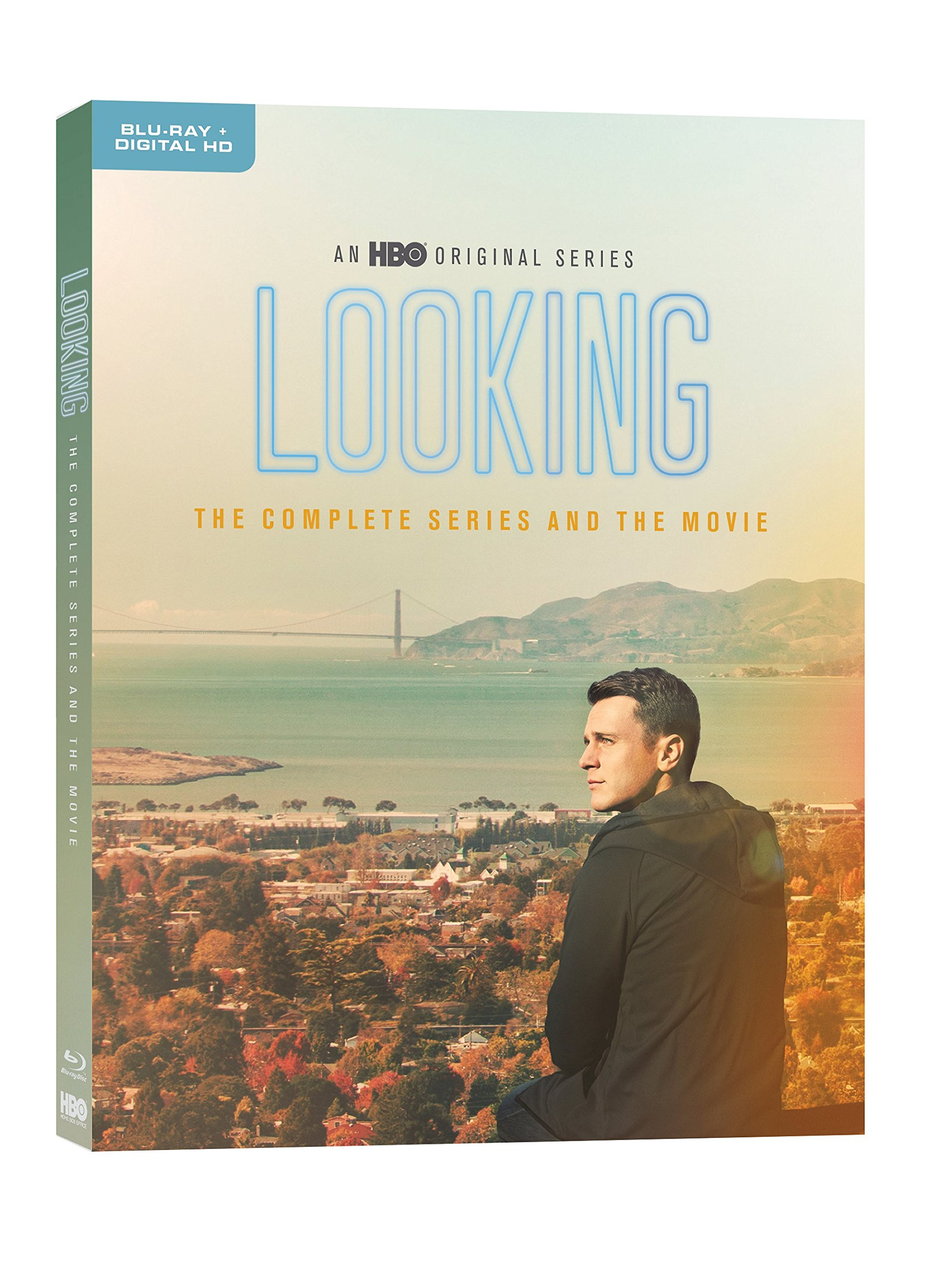 Blu-ray : Looking: The Complete Series & Movie (Ultraviolet Digital Copy, Full Frame, 2 Pack, Digital Theater System, Dolby)
