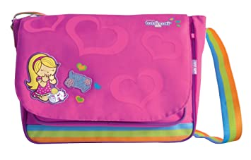 SANTORO Tutti Cuti - Mochila escolar 98045: Santoro Tutti Cuti Best Friends School Shoulder Bag (Love Kitty): Amazon.es: Juguetes y juegos