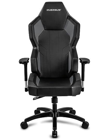 Sillón para videojuegos quersus Geos 702 Ejecutivo silla de oficina ...