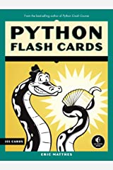Python Flash Cards: Syntax, Concepts, and Examples Cards