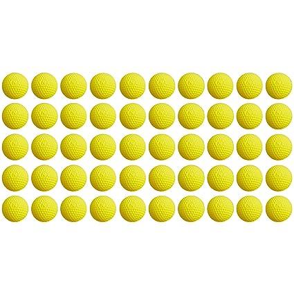 Yellowred Nerf Rival 50Round Refill Spielzeug für draußen