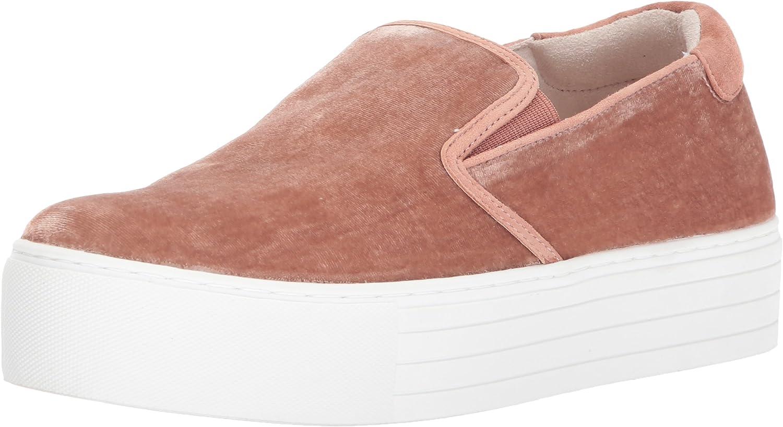Joanie Platform Slip On Sneaker Fashion