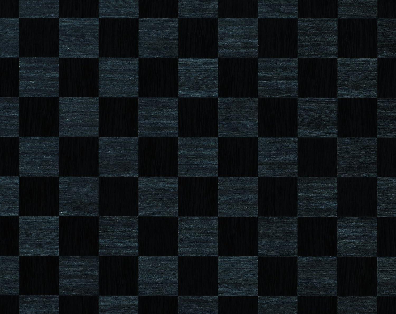 サンゲツ 壁紙48m モダン 幾何学 ブラック 不燃認定 FE-4696 B06XL1KYNY 48m