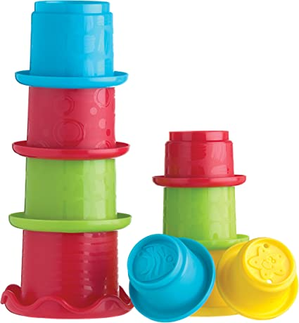 Playgro Stacking Fun Cups for Baby Toy
