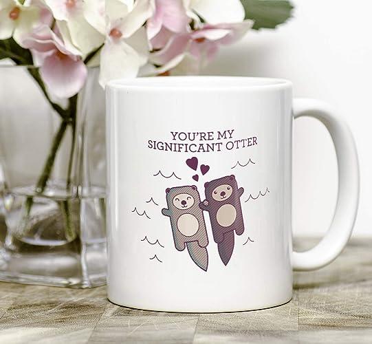 Amazon Significant Otter Coffee Mug