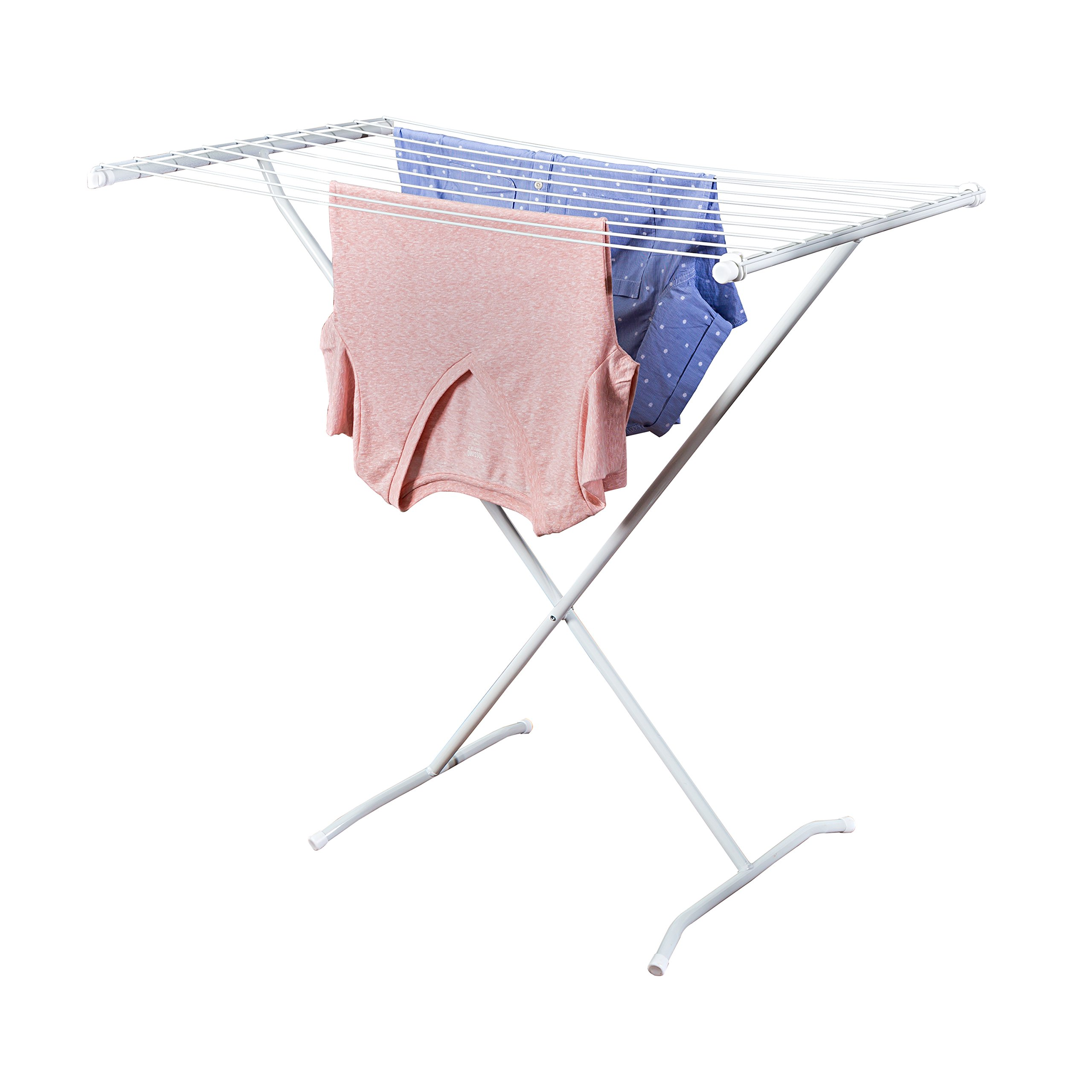Honey-Can-Do Metal Folding Drying Rack, X-Frame Design