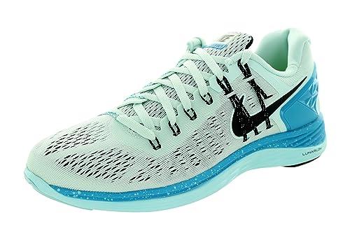 c7f2975d77d6 Nike Women s Lunareclipse 5 Fiberglass Black Copa Bl Lgn Running Shoe 9  Women