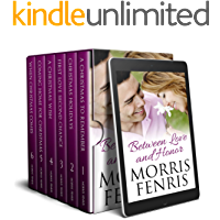 Between Love and Honor Box Set: Collection of 6 Christmas Inspirational Novels