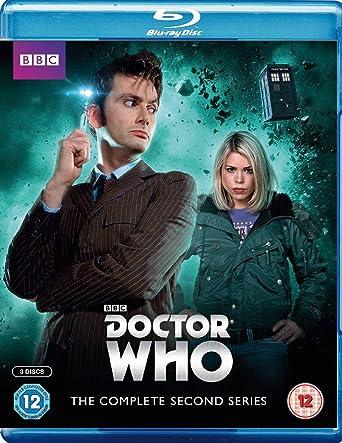 Doctor Who - Season 2 [Blu-ray]: Amazon.es: Cine y Series TV