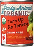 Party Animal Grain Free Canned Dog Food