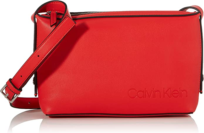 Calvin Klein Women's Attached Ew Xbody Cross Body Bag