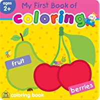 My First Book of Coloring Fruit & Berries
