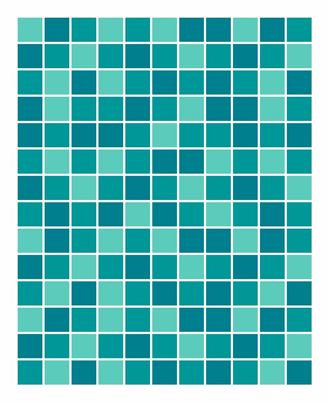Bad Mit Mosaik Braun 2 | Foliesen Fliesenaufkleber Fur Bad Und Kuche 20x25 Cm Mosaik