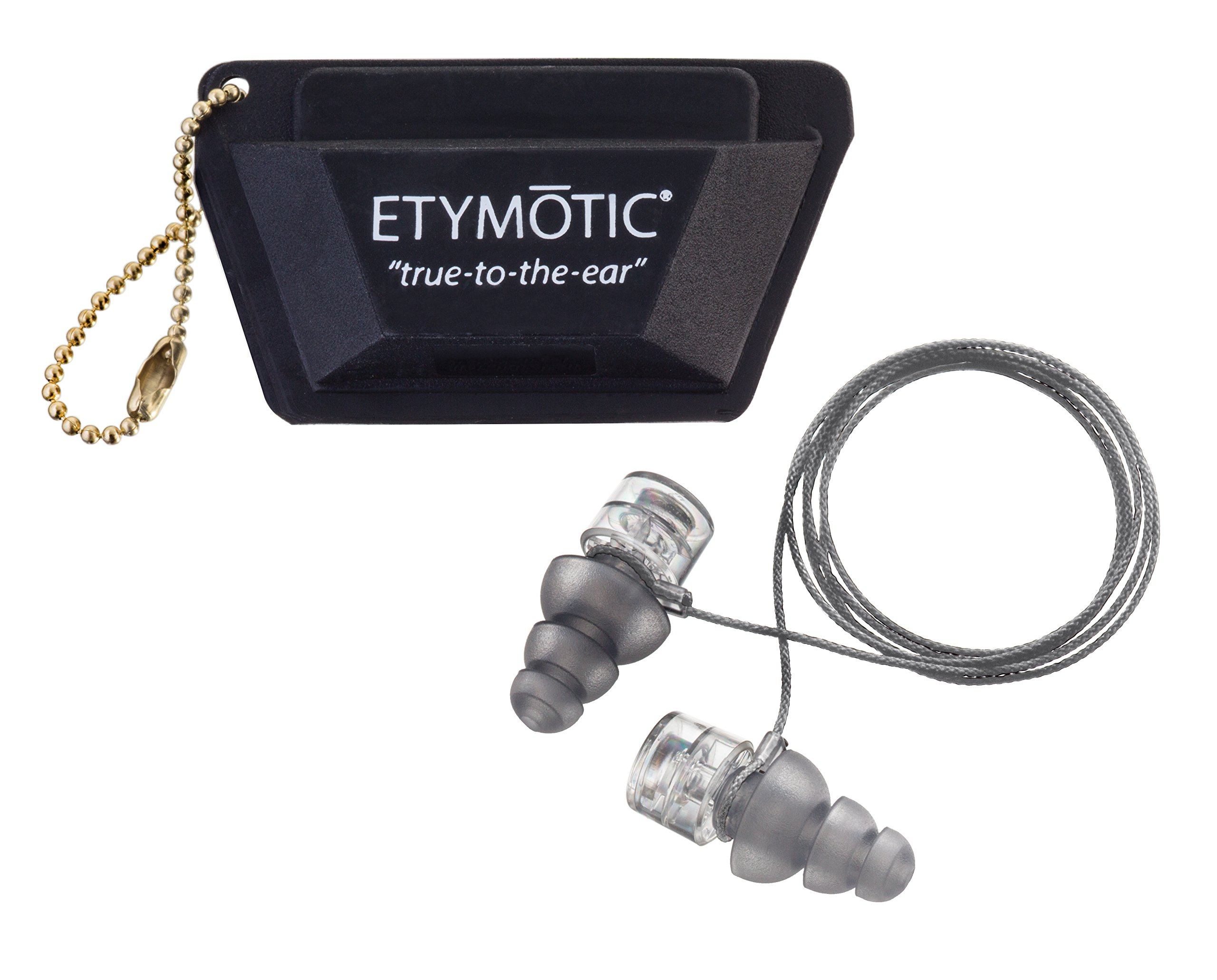 Etymotic High-Fidelity Earplugs, ER20XS Standard Fit, 1 pair, Polybag Packaging by Etymotic Research (Image #3)