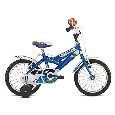 """'Torpado vélo Junior Kasper 14""""Bimbo 1V Bleu (enfant)/Bicycle Junior Kasper 14Boy 1V Blue (Kid)"""