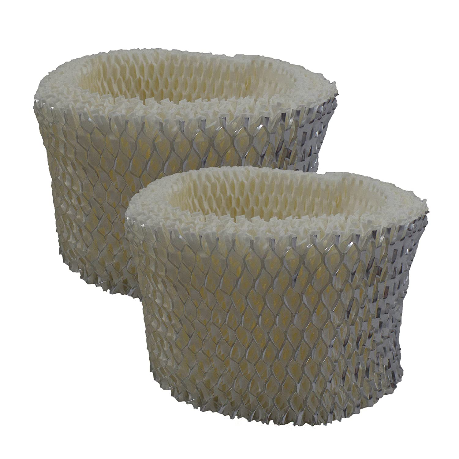 Air Filter Factory 2 Pack Compatible Humidifier Wick Filters For Sunbeam SCM1100, SCM1701, SCM1702, SCM1762, SCM2409