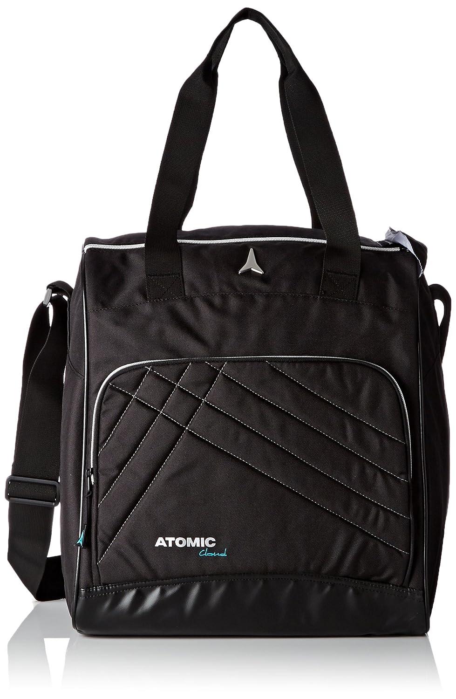 Atomic Damen Skischuh- und Accessoire-Tasche, 46 l, Piste und All Mountain, Verstellbare Schulterträger und Griffe, AL5034310, Boot & Accessory Bag, Schwarz