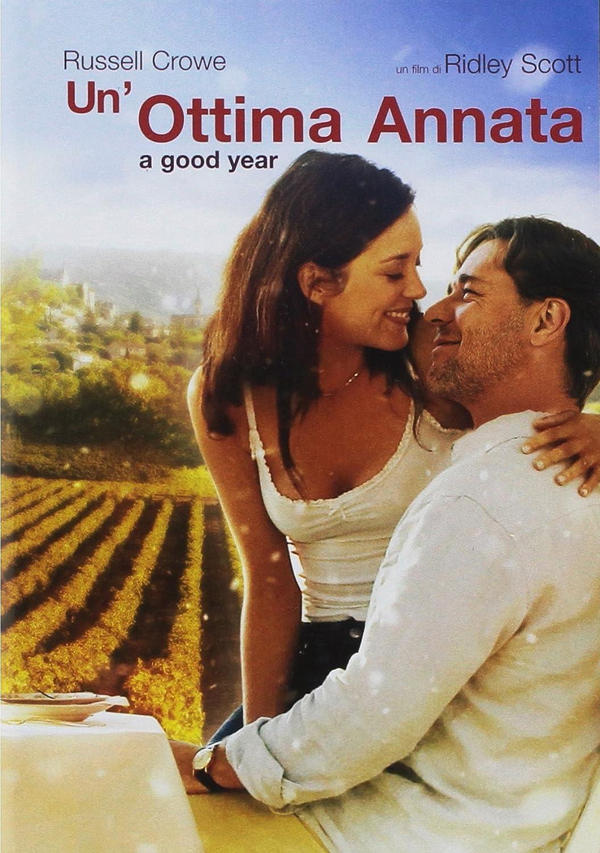 Amazon.com: Un'Ottima Annata [Italian Edition]: russell crowe ...