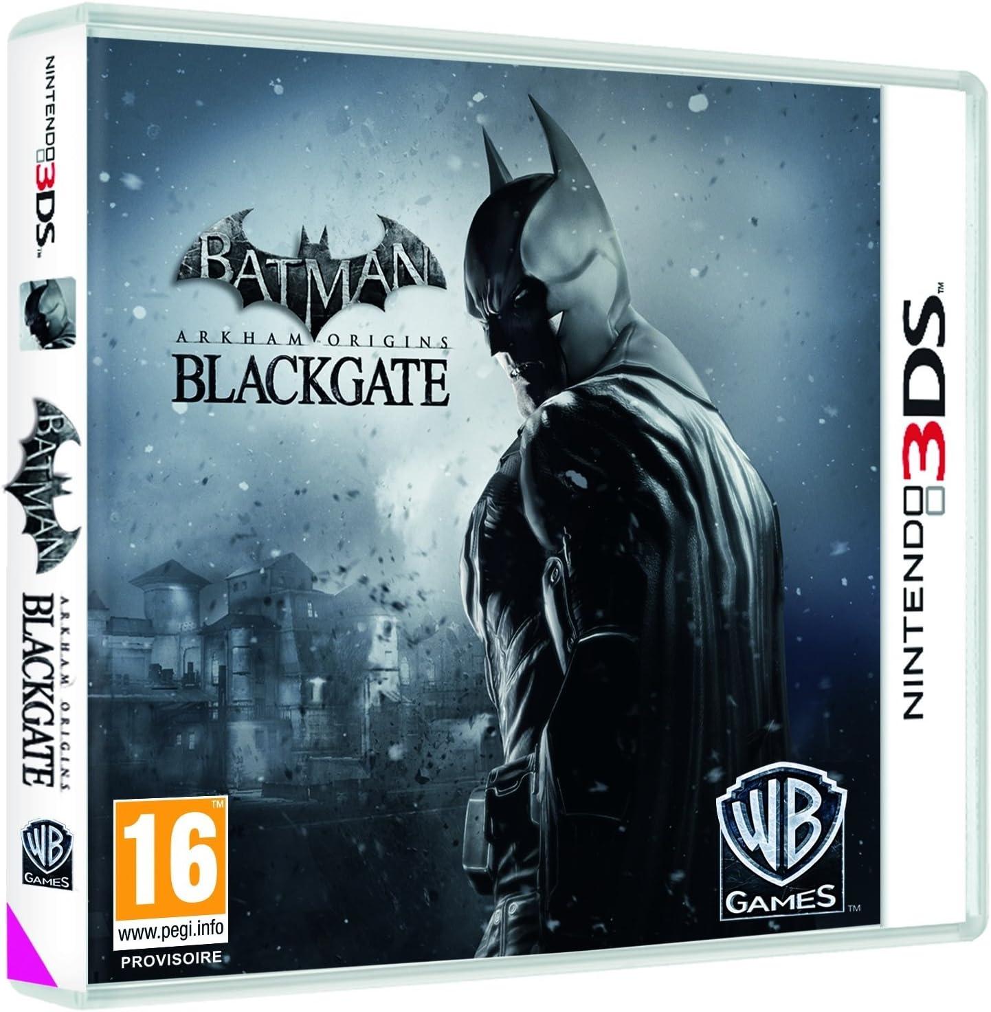 Batman Arkham Origins: Black Gate [Importación Francesa]: Amazon.es: Videojuegos