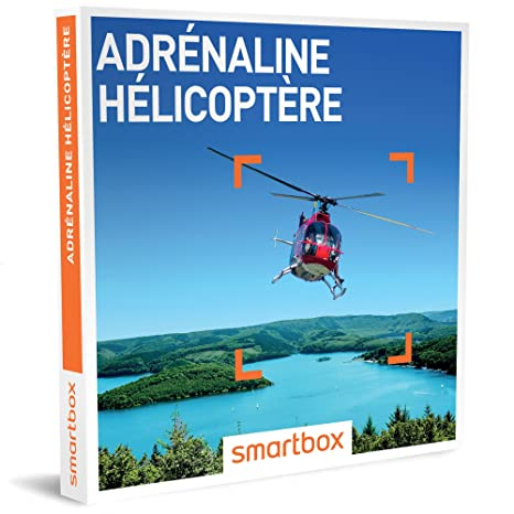 Smartbox – Caja Regalo – adrenalina helicóptero – exclusiva Web