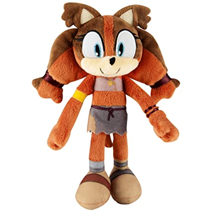 Sonic Boom Plush, Sticks, Small