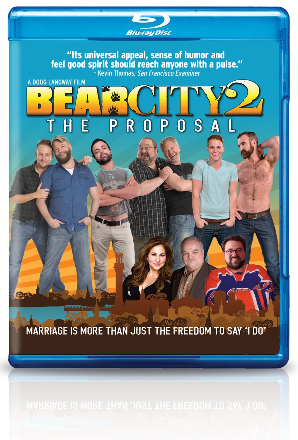 Amazon.com: BearCity 2: The Proposal [Blu-ray]: Kevin Smith, Kathy ...