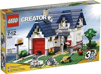 Amazon.com: Juego de construcción de Lego 5891, la ...
