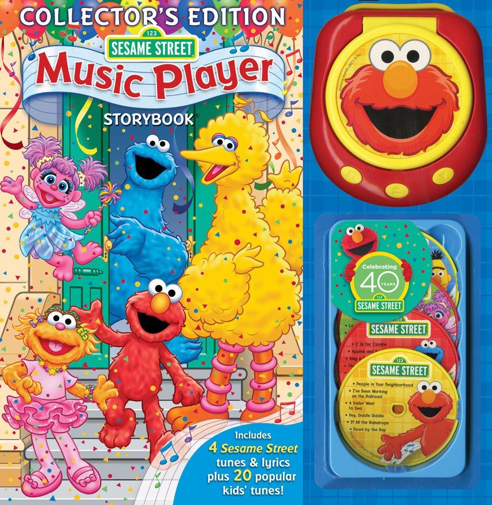 Sesame Street Anniversary Collectors Storybook