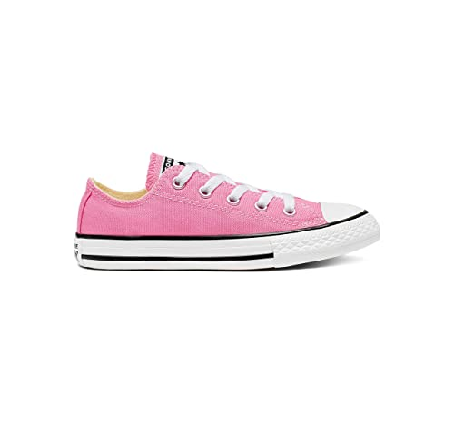 01b850aad Converse Chuck Taylor All Star Core Ox Scarpe Sportive, Unisex Bambino, Rosa  (Pink