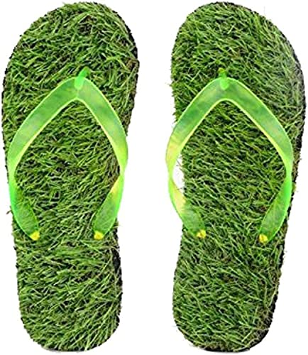b0e7be4f96 Deals4you Home/House Use Grass Flip-Flops & Slippers: Buy Online at Low  Prices in India - Amazon.in