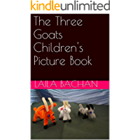 The Three Goats Children's Picture Book