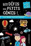Les Défis des Petits Genies, du CE1 au CE2