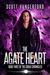 The Agate Heart (The Corax Chronicles Book 3) Kindle Edition