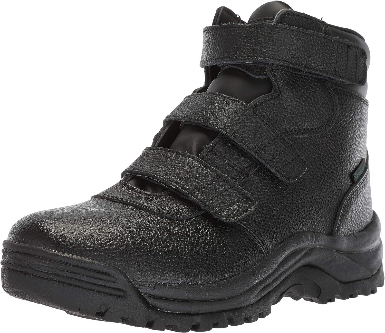 Cliff Walker Tall Strap Hiking Boot
