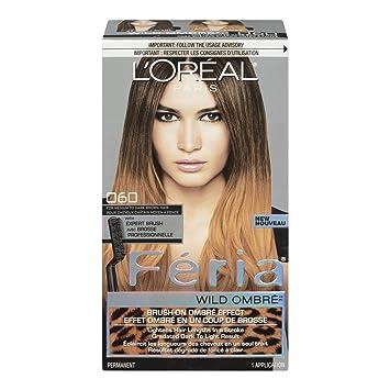 Amazon Com L Oreal Paris Feria Wild Ombre Hair Color Medium To