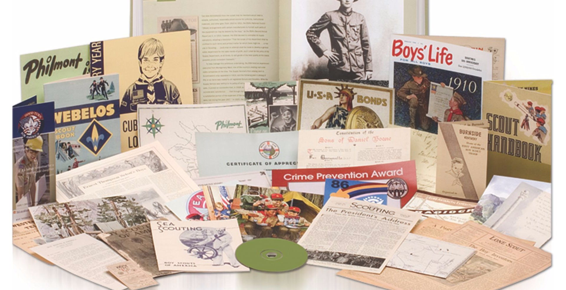 Boy Scouts of America: A Centennial History Book - by DK Publishing